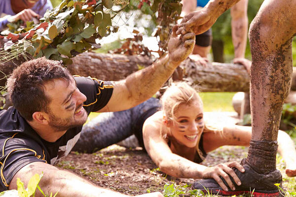 De beste voorbereiding voor de obstacle run - photo 1.1