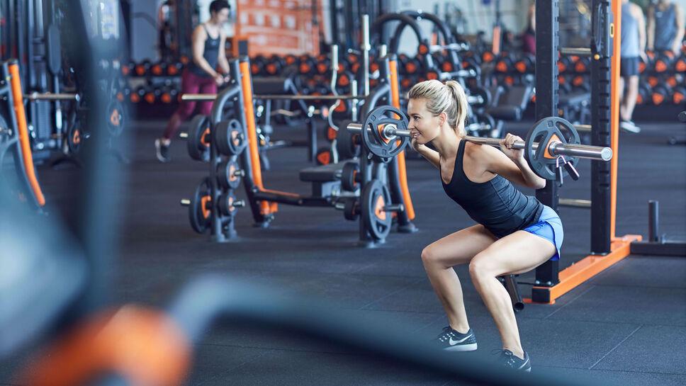 Entrenamiento de fuerza para mujeres - photo 1.1