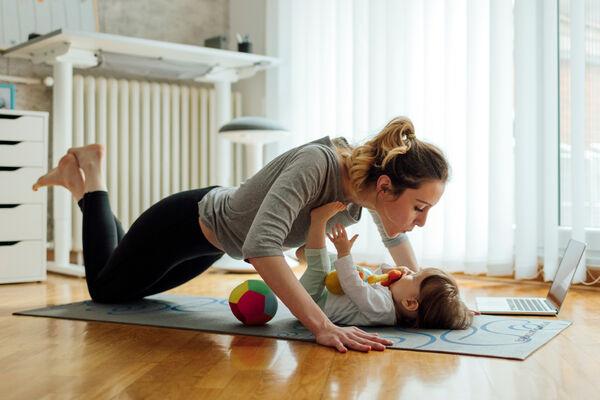Sporten na de bevalling / zwangerschap - photo 1.1