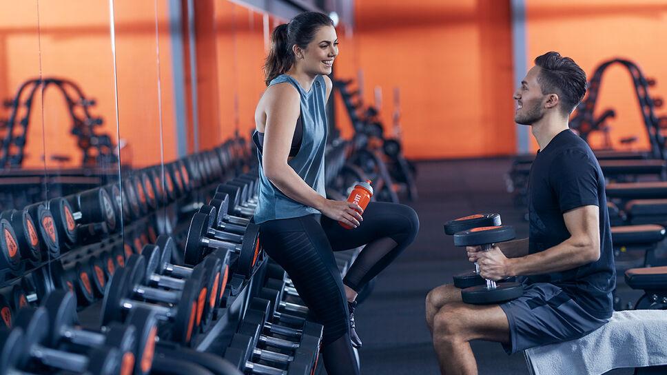 ¿Es tu primera vez? Así es como debes empezar en el gimnasio - photo 1.1