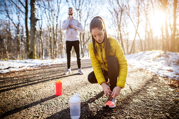 Tips for training in the cold - photo 1.1