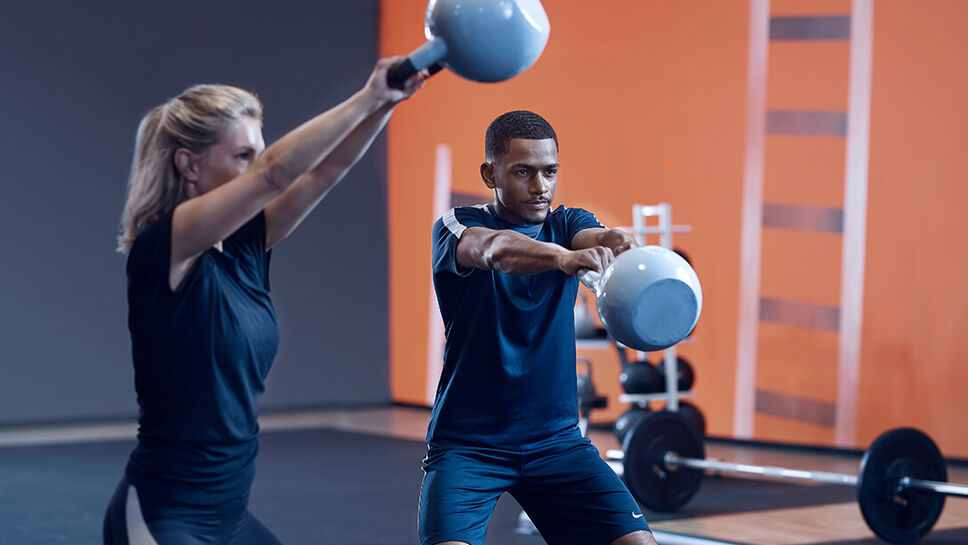 Kettlebell Training - photo 1.1