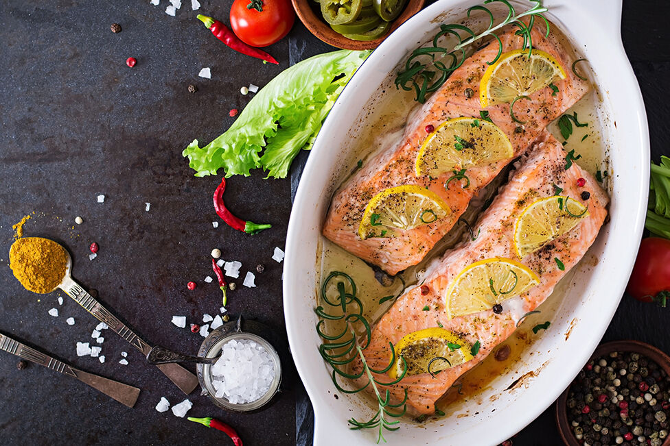 Cenas muy ligeras y saludables