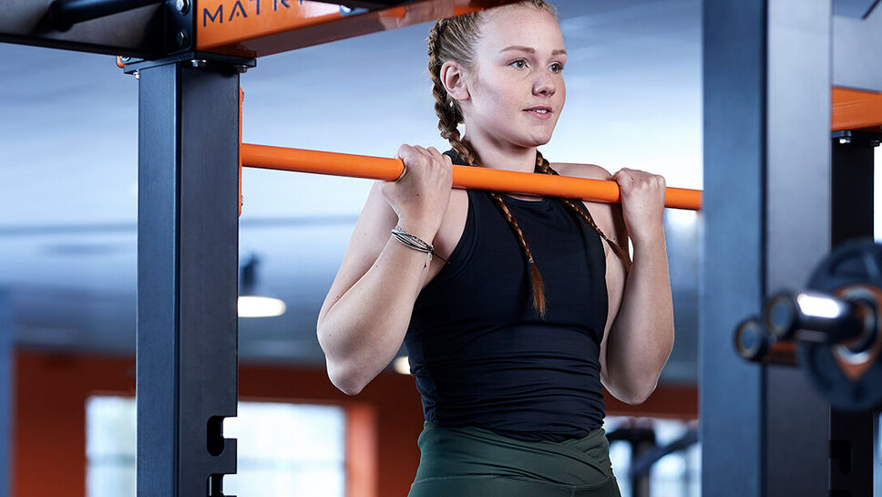 This is how to do pull-ups - photo 1.1