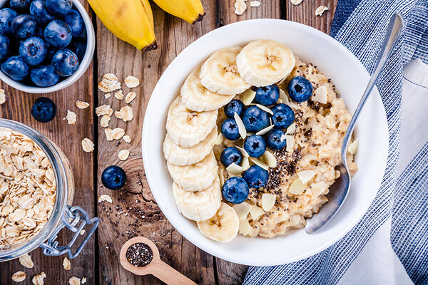 The benefits of oatmeal - photo 1.1