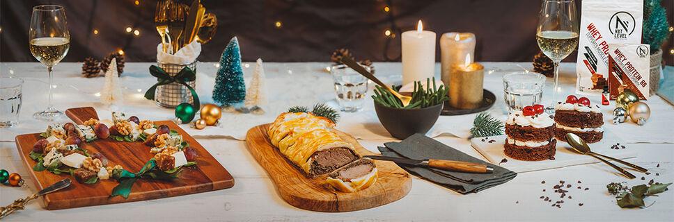 Menu de Noël à trois couverts - photo 1.1