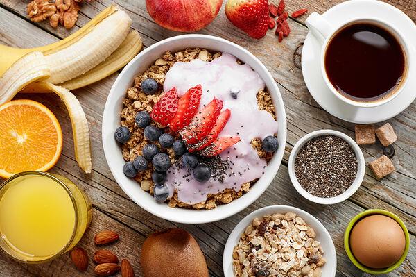10 petits déjeuners hyperprotéinés - photo 1.1