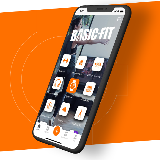 De Basic-Fit app gratis voor iedereen! - photo 1