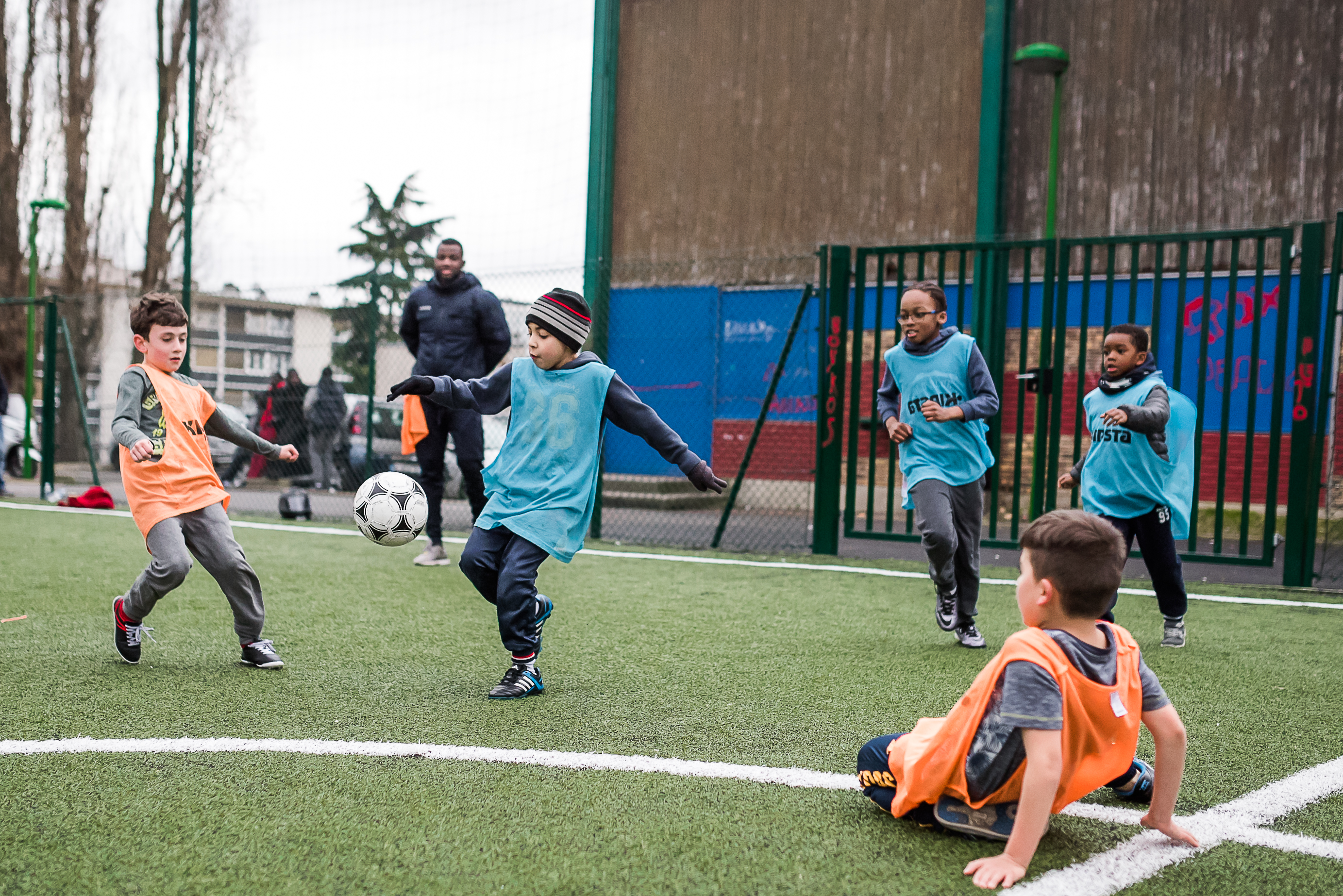 photo Sport dans le Ville