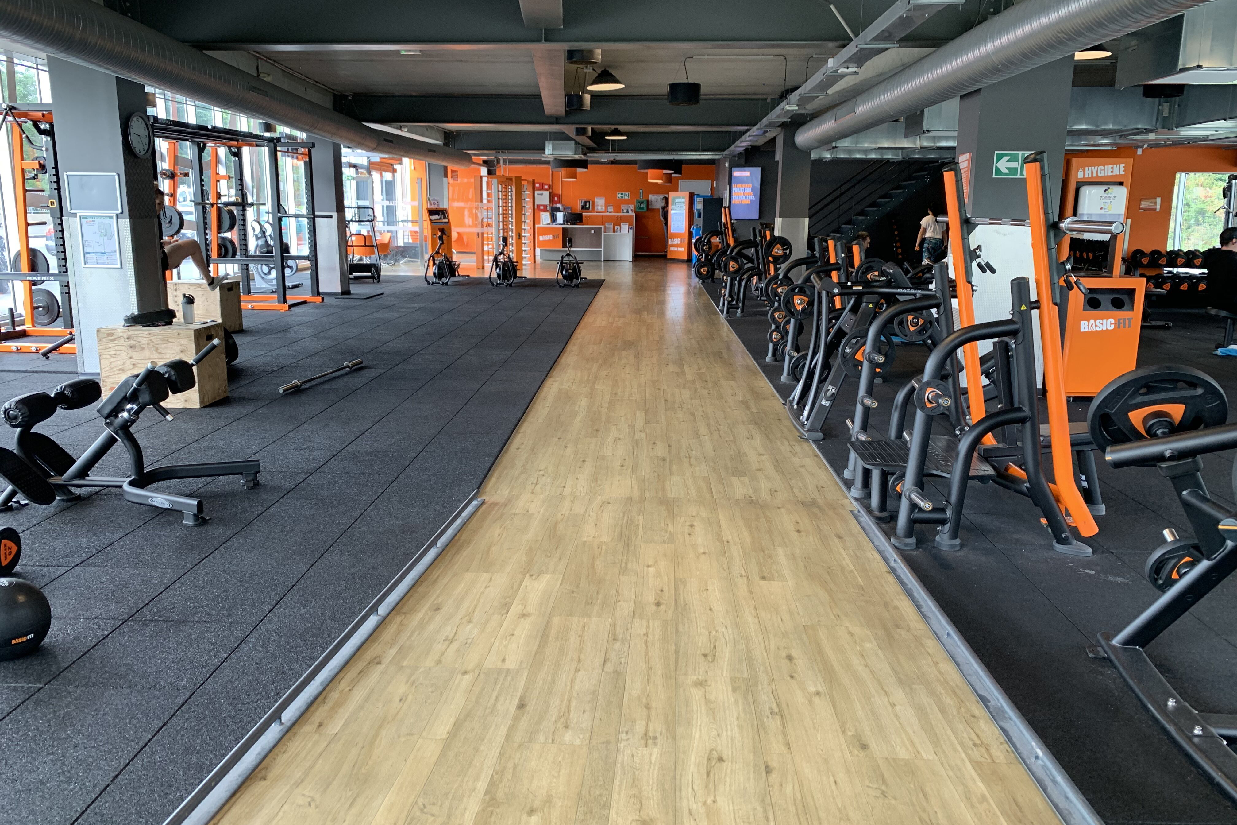 Basic Fit Gym Basic Fit Nantes Rue Anatole De Monzie
