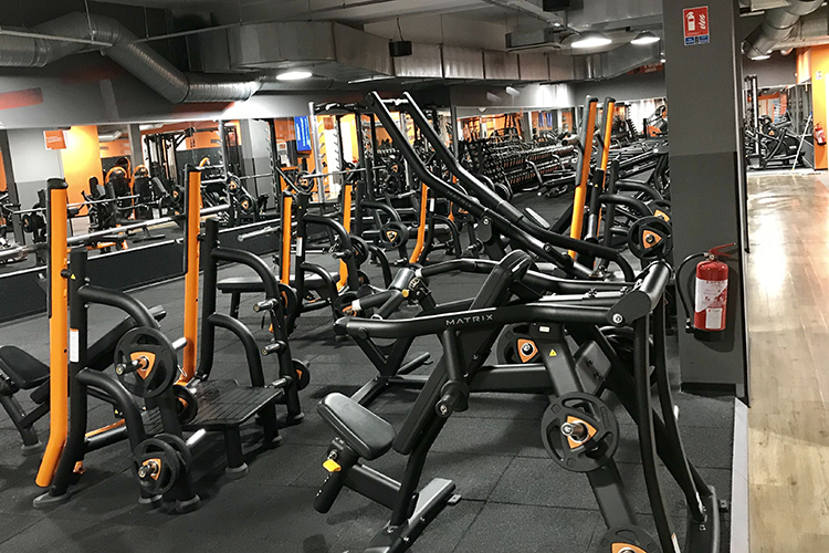 Basic Fit Gym Basic Fit Strasbourg Faubourg National