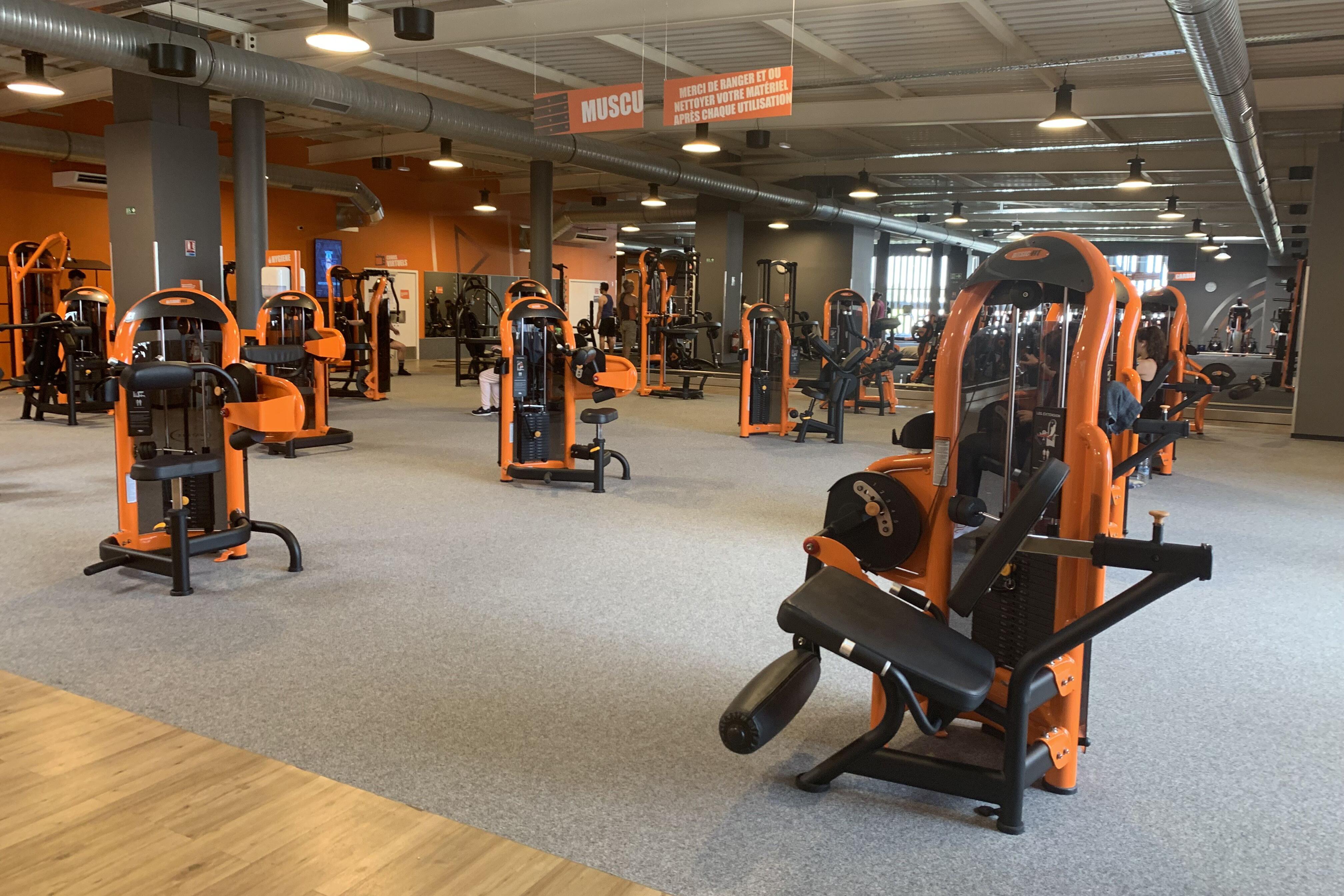Salle De Sport Basic Fit Puilboreau Rue Du 18 Juin