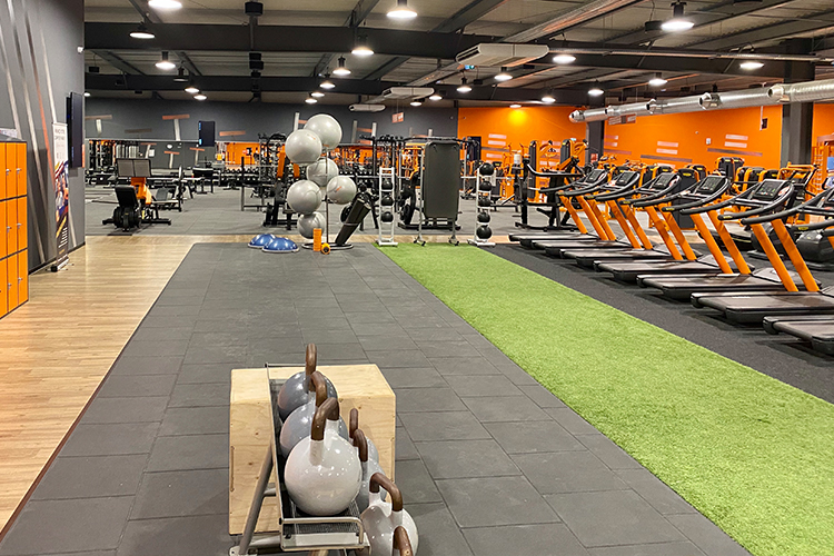 Basic Fit Gym Basic Fit Ibos Route De Pau Zac Le Meridien