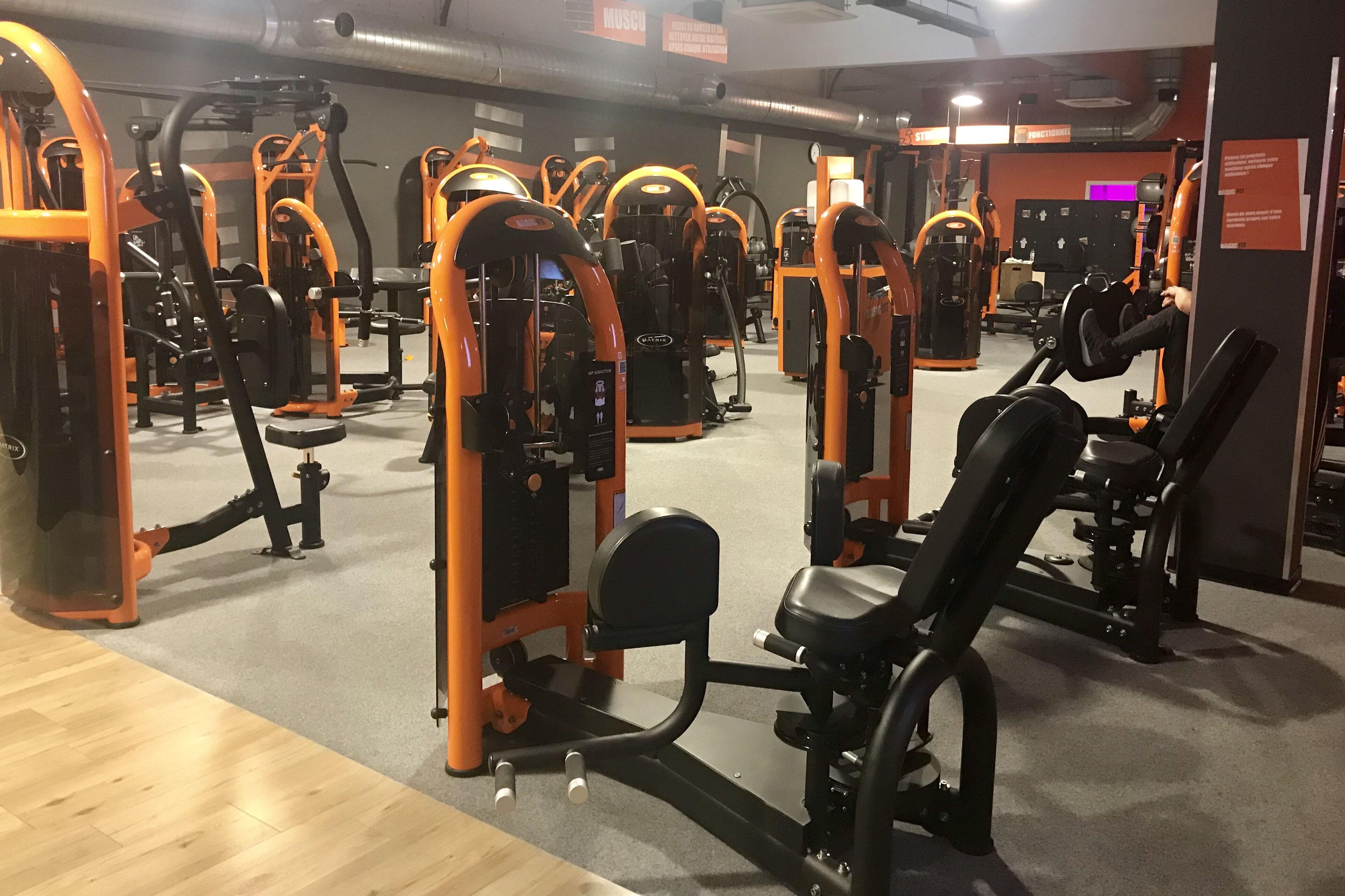 Salle De Sport Basic Fit Lille Rue Leon Gambetta