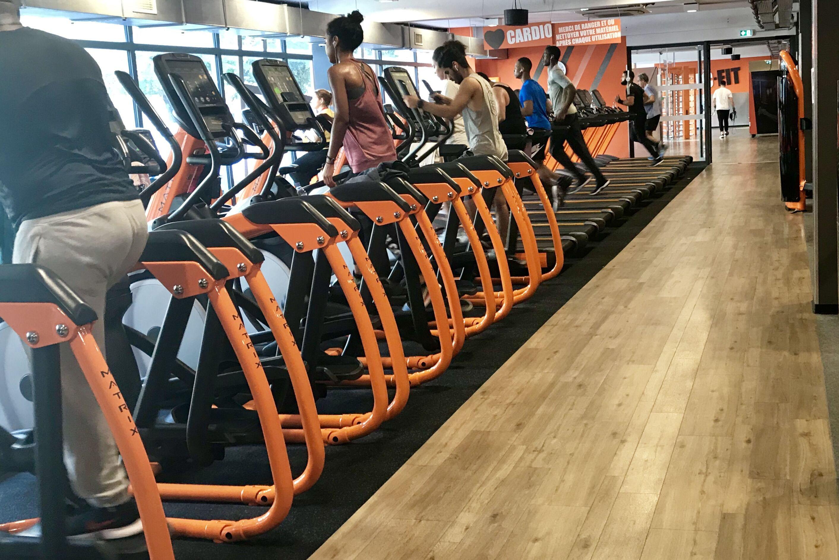 Basic Fit Gym Basic Fit Levallois Perret Avenue Jean Jaures