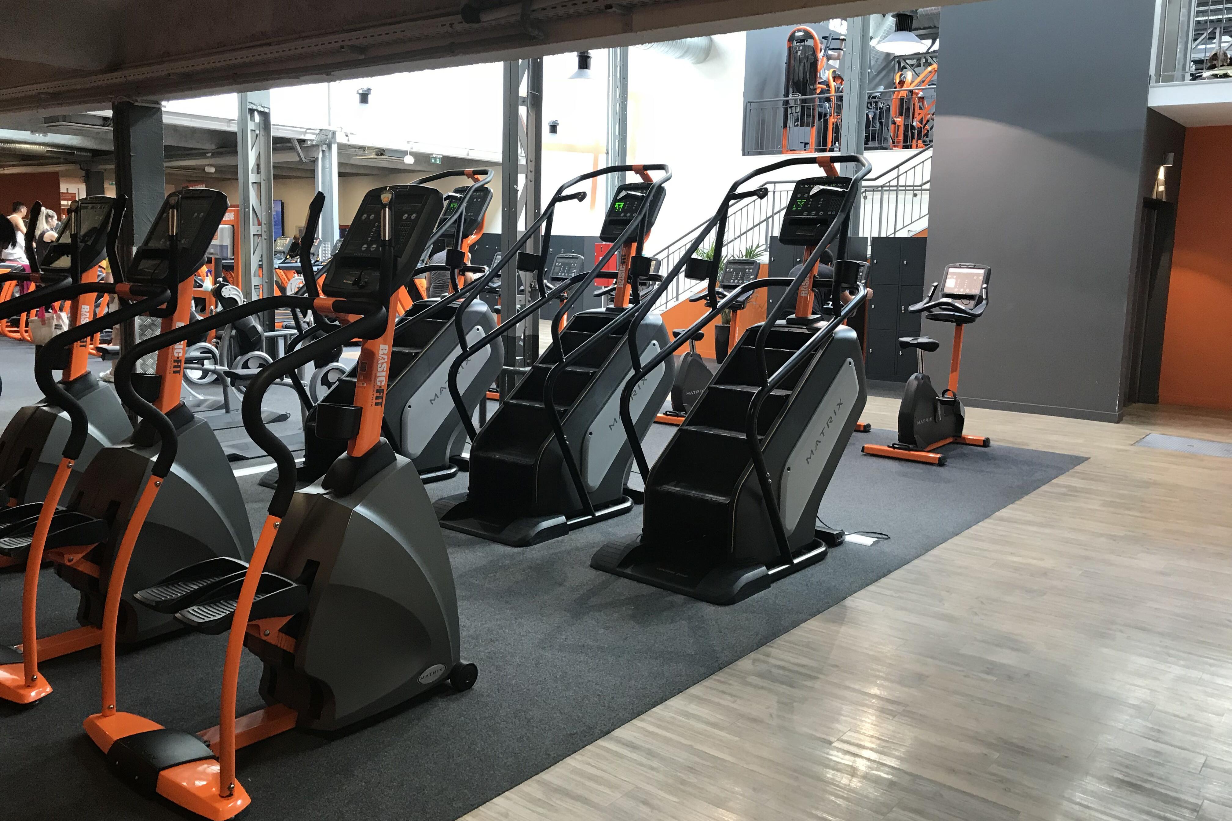 Salle De Sport Basic Fit Paris Choisy