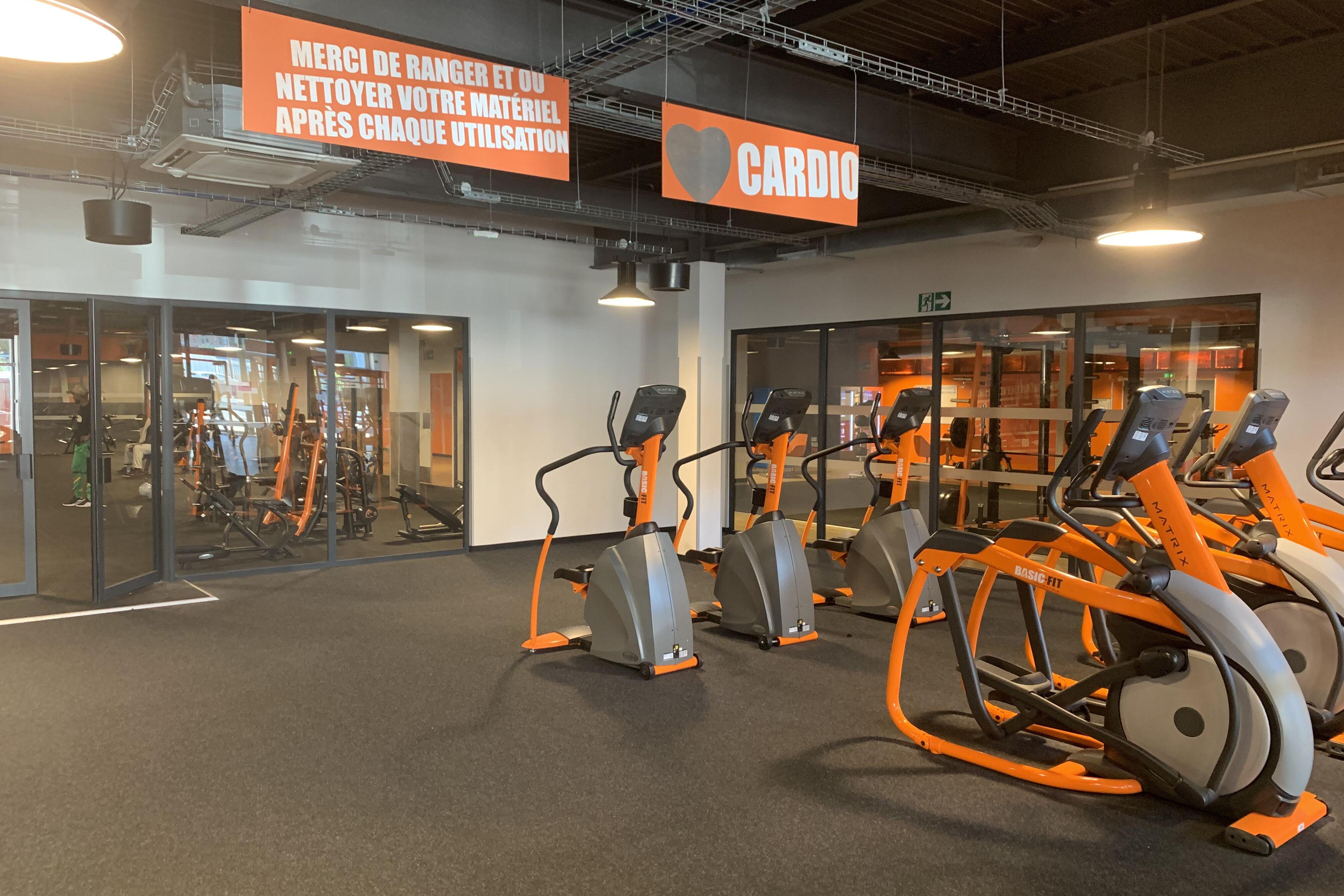 Basic Fit Gym Basic Fit Argenteuil Av Jean Jaures