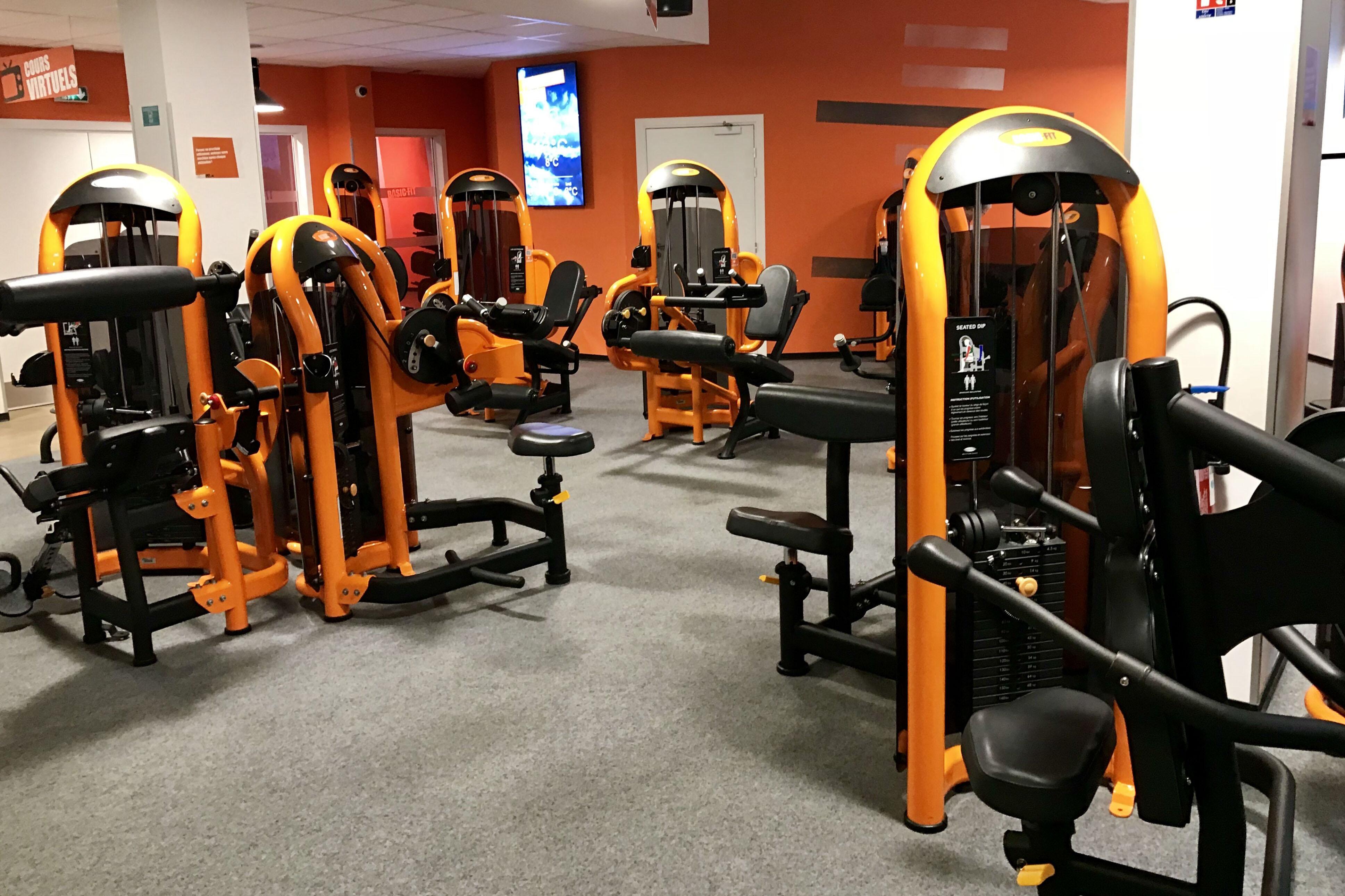 Basic Fit Gym Basic Fit Arras Route De Bapaume