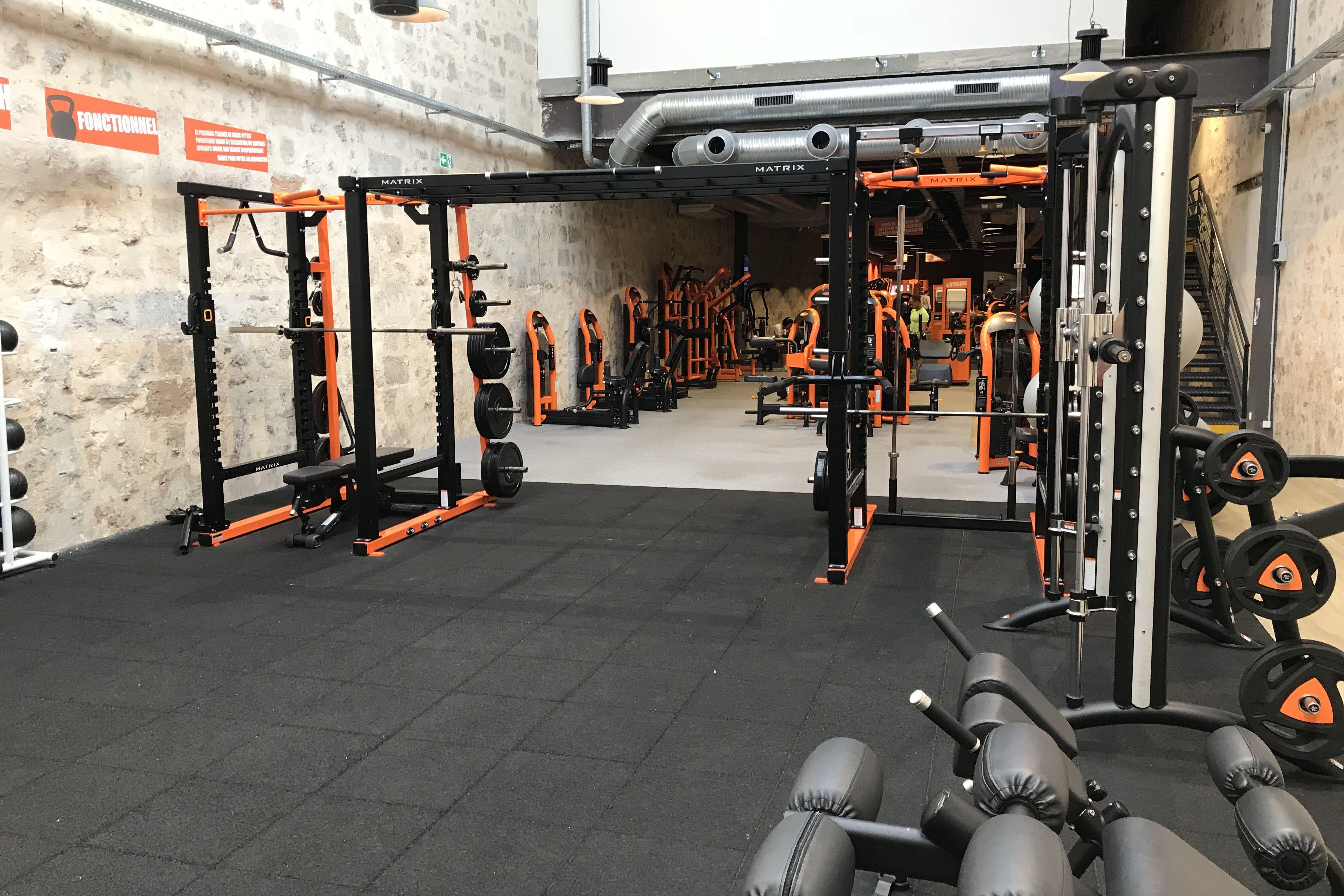 Basic Fit Gym Basic Fit Bordeaux Quai De Bacalan