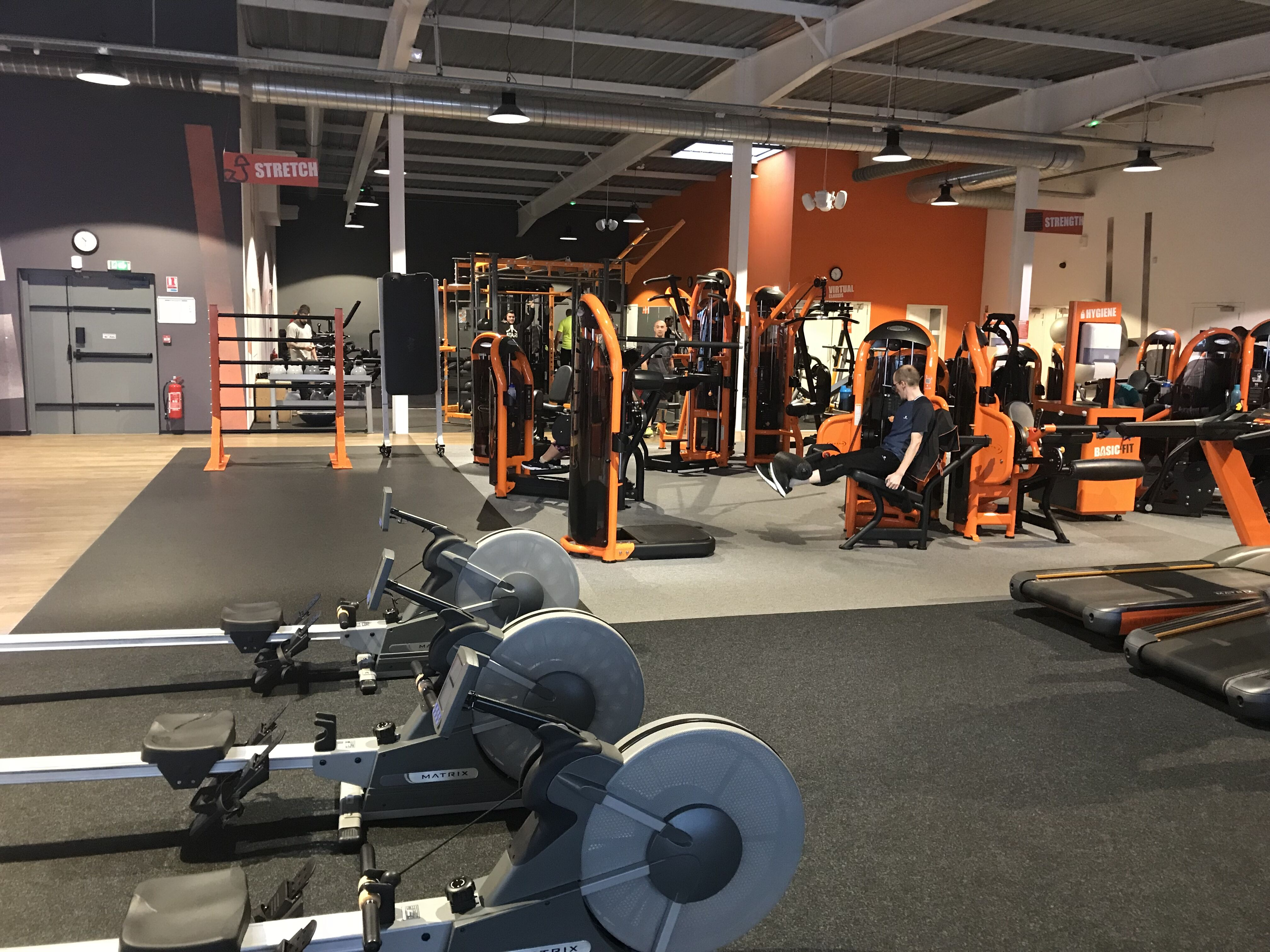 Salle De Sport Basic Fit Augny Rue Du Bois D Orly