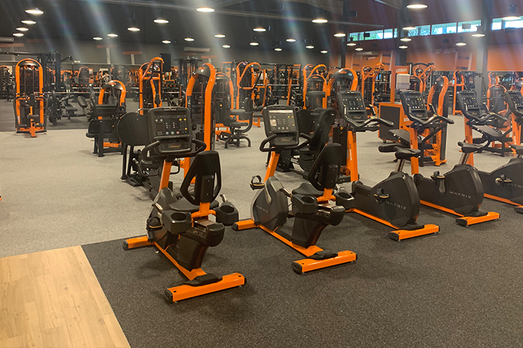 Basic Fit Gym Basic Fit Pau Boulevard Rene Mouchotte