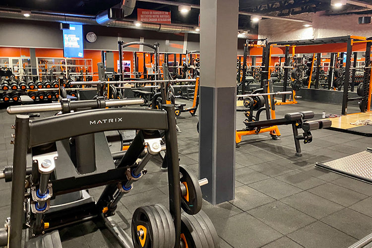 Basic Fit Gym Basic Fit Clichy La Garenne Rue Madame De Sanzillon