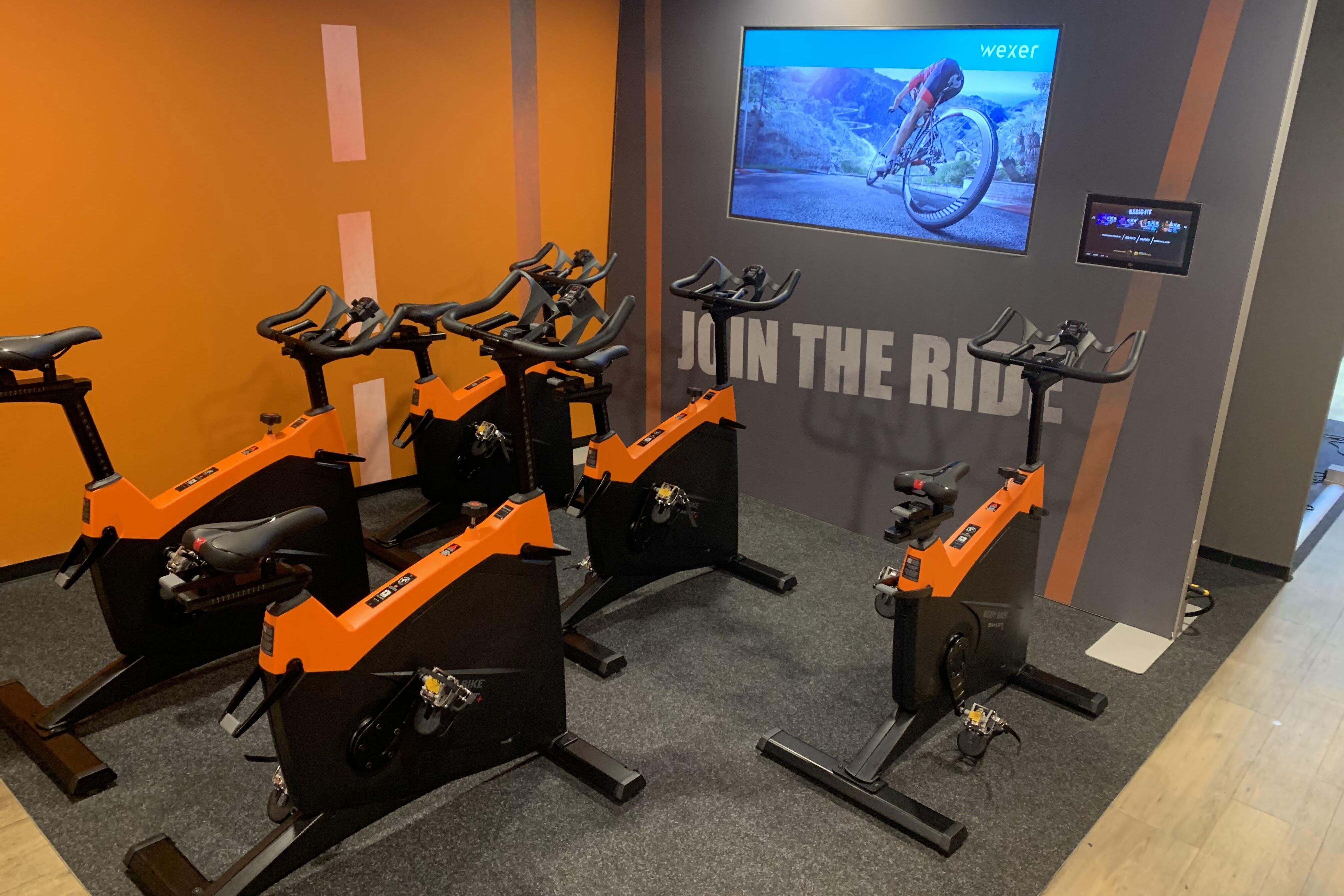 Basic Fit Gym Basic Fit Paris Chaussee D Antin