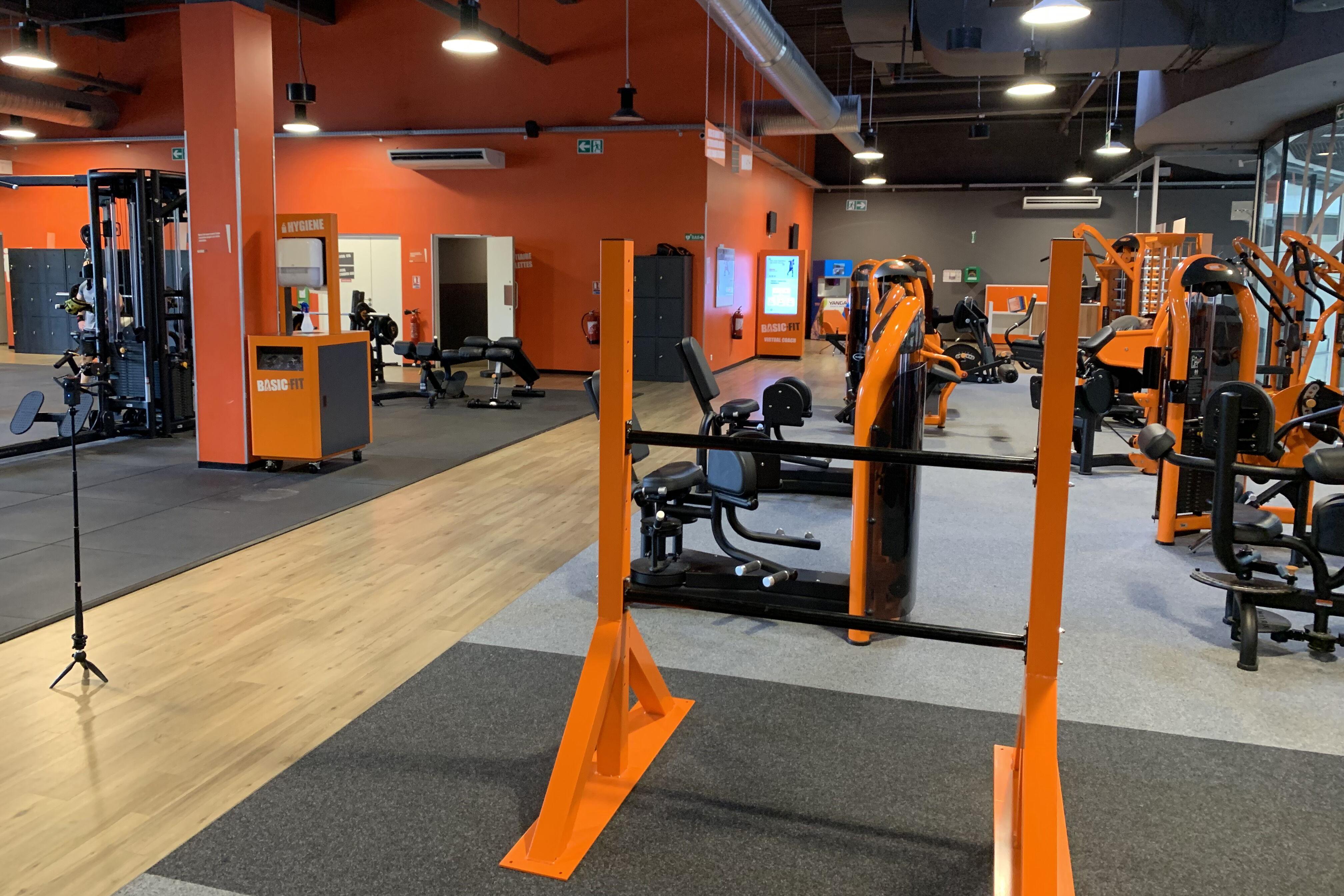 Basic Fit Gym Basic Fit Drancy Cc Avenir Rue Saint Stenay