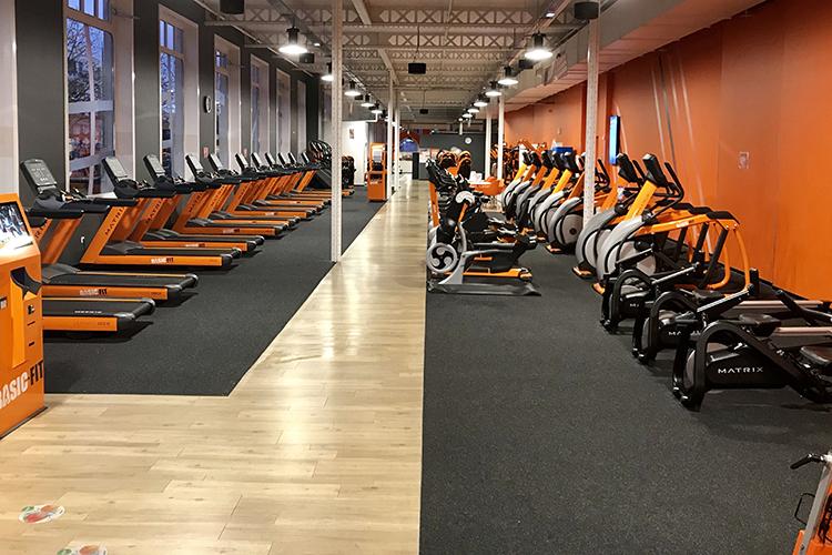 Salle De Sport Basic Fit Valence Boulevard General De Gaulle