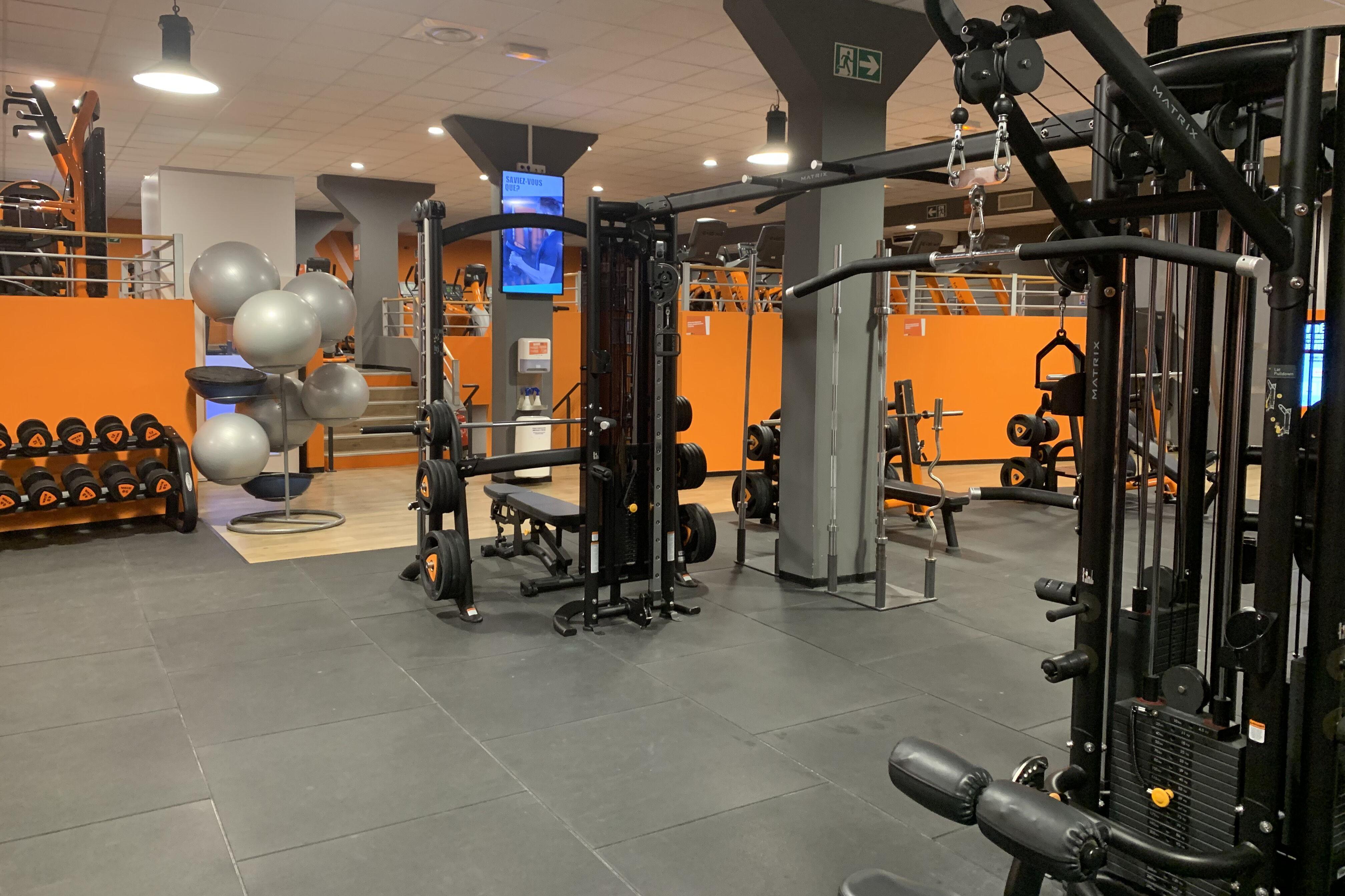 Basic Fit Gym Basic Fit La Celle Saint Cloud