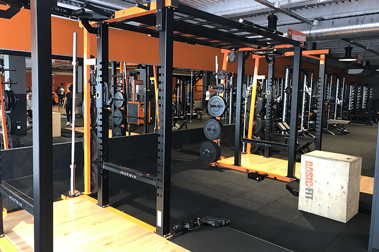 Basic Fit Gym Basic Fit Nice Rue Gustave Garaud