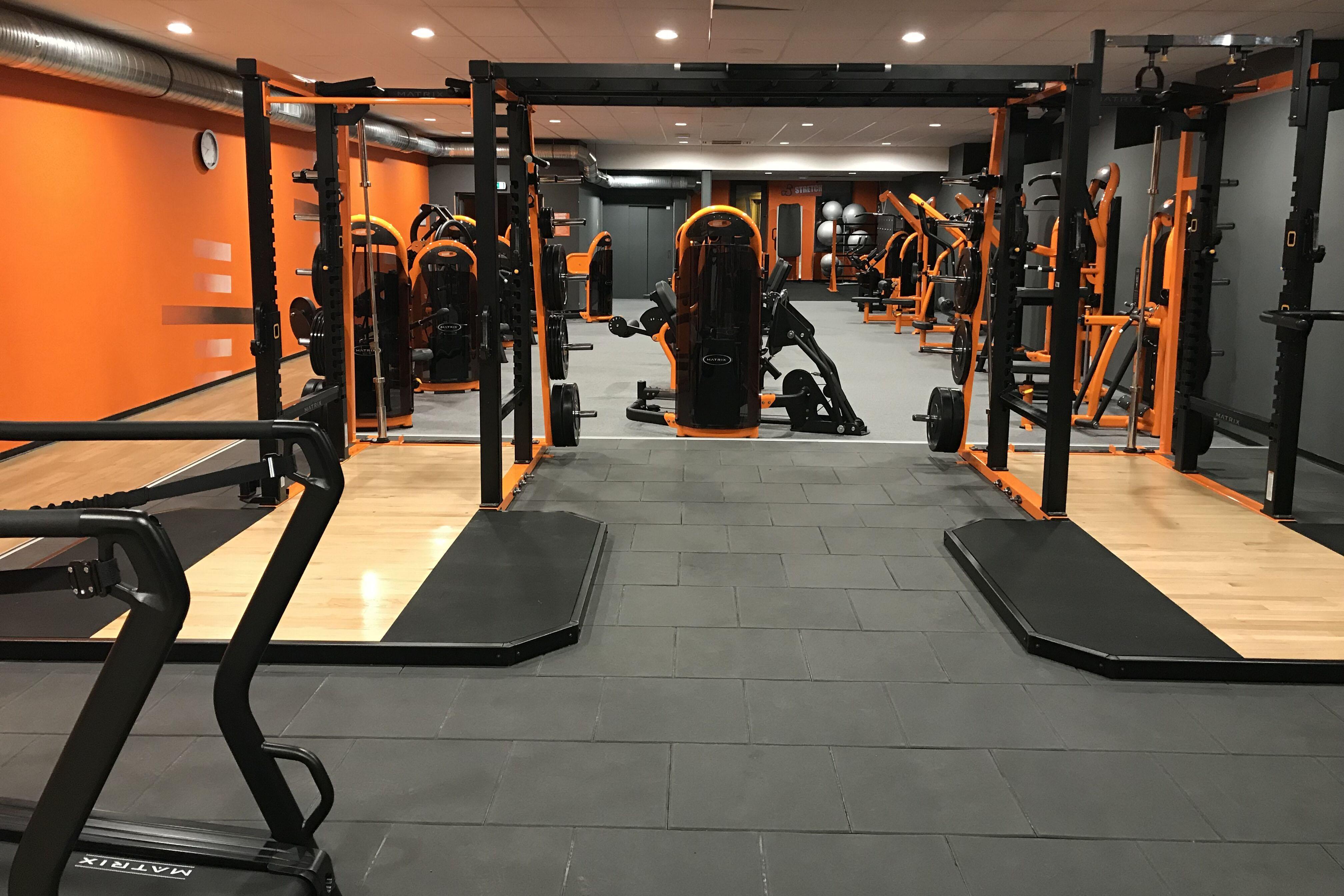 Basic Fit Gym Basic Fit Montlucon Avenue De La Republique