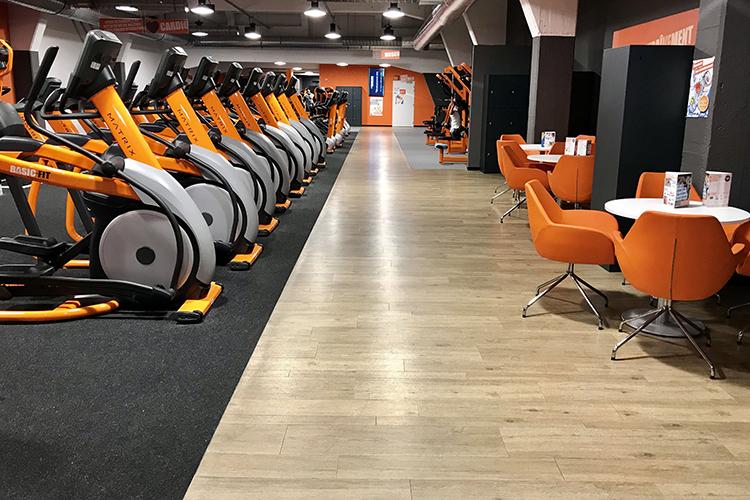 Basic Fit Gym Basic Fit Strasbourg Rue Kageneck