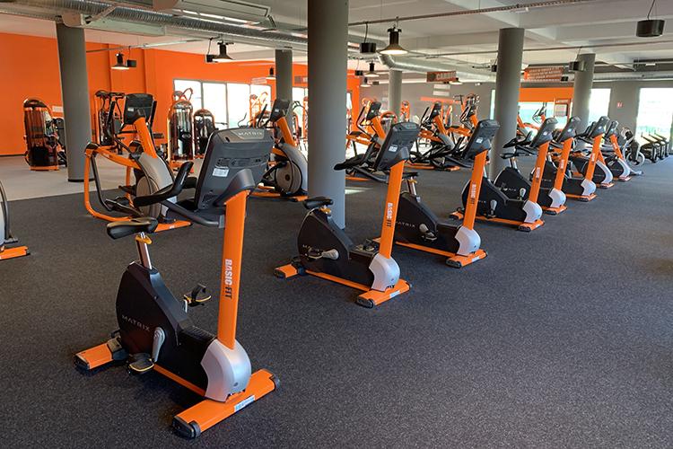 Basic Fit Gym Basic Fit Meyzieu Chemin Du Peyssilieu