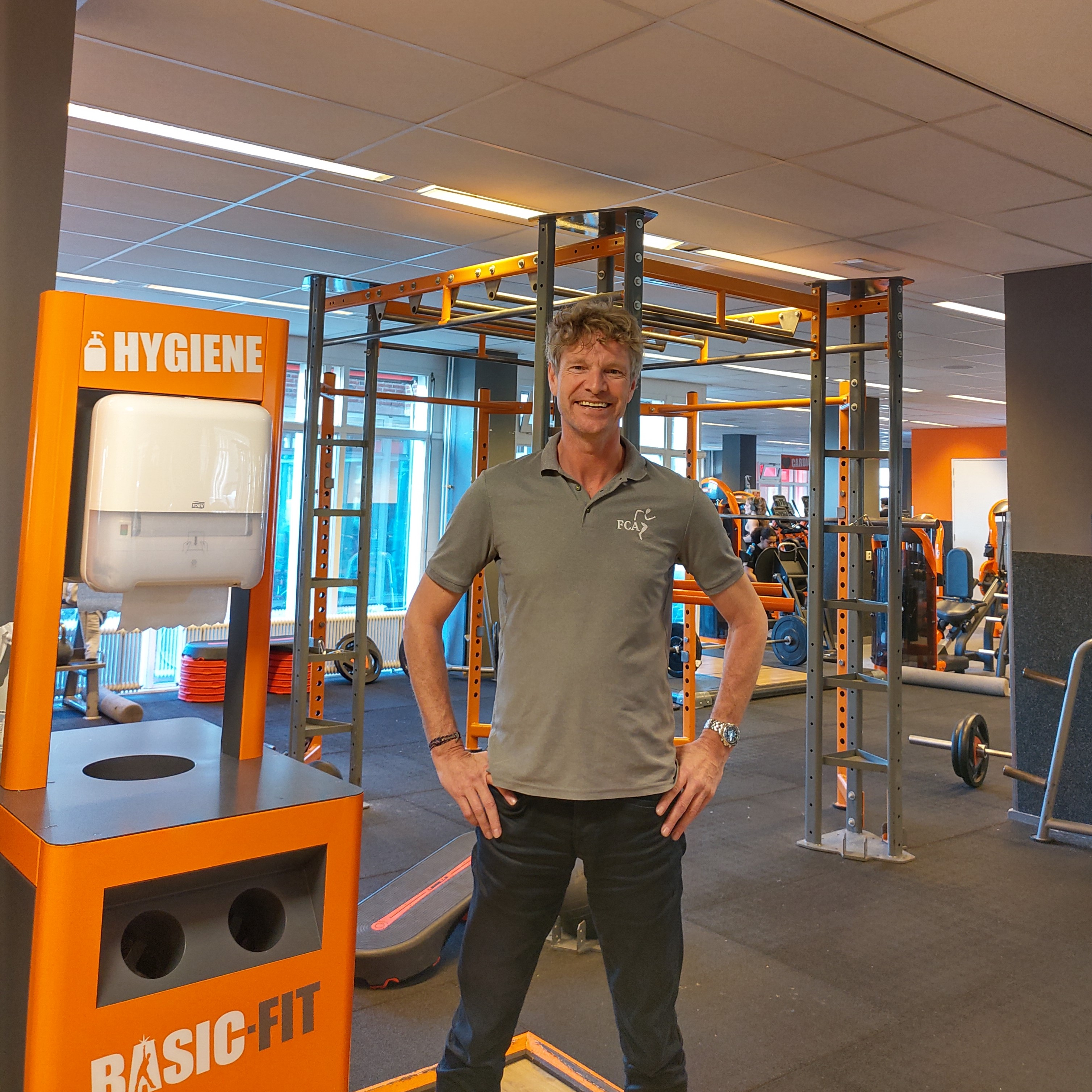 Sportschool Amsterdam Amstelstraat - photo 22
